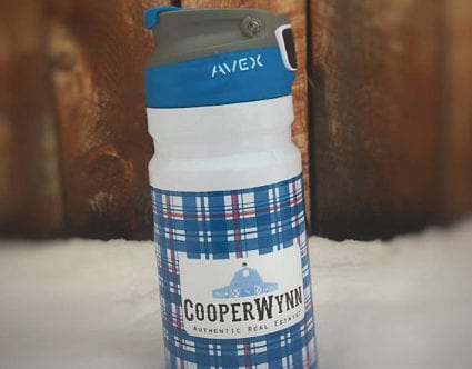 real-estate-cooper-wynn-park-city-water-bottle