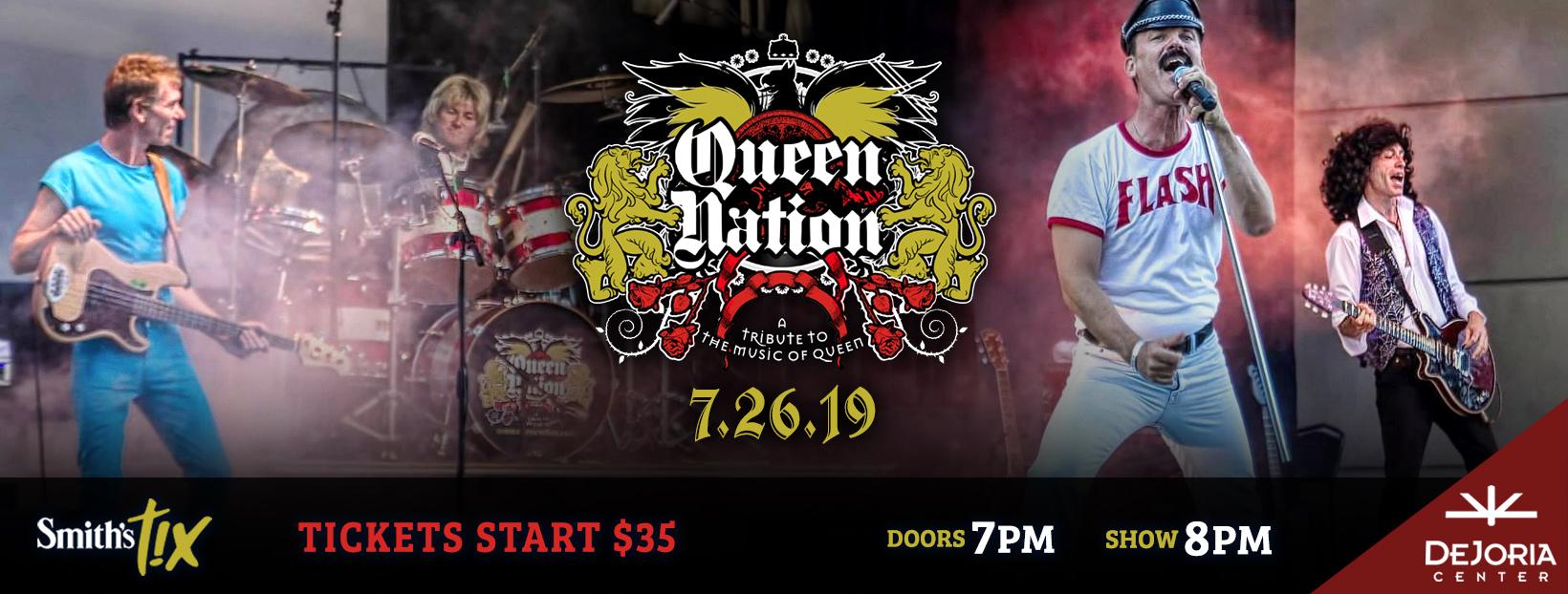 DJC - Queen Nation Facebook Banner