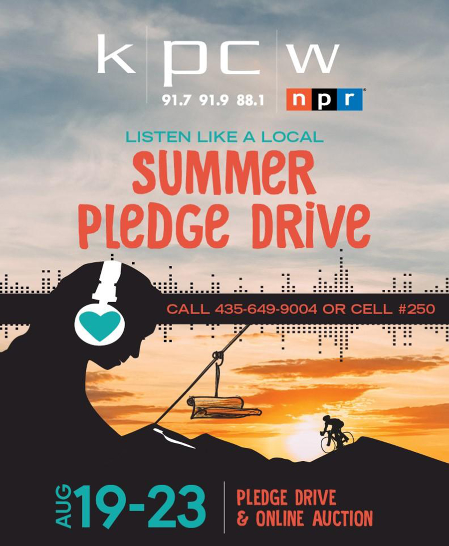 KPCW-summer-pledge-drive