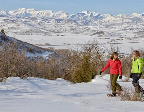 Rhodes-Valley-Outfitters-Park-City-Activities-winter-snowshoeing
