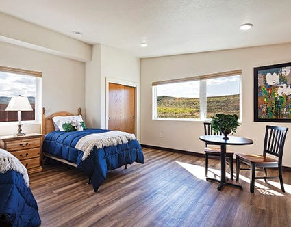 Peace-house-Park-city-womens-shelter-bedroom